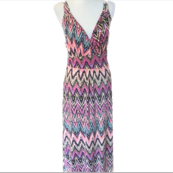 306b262eaf Loveappella Dresses   Skirts - Loveappella Carlita Knit Maxi Dress